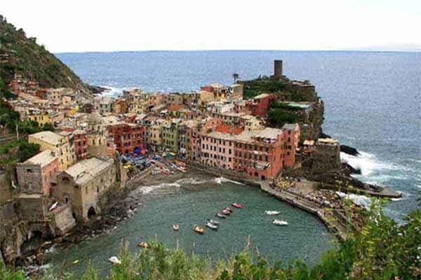 Photo: Чинкве Терре (Cinque Terre)